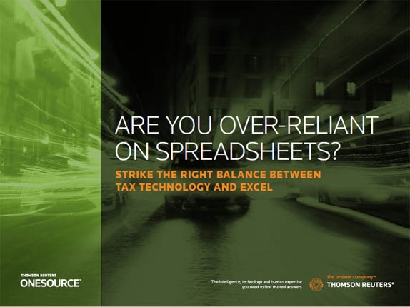 are you over reliant on spreadsheet front page whitepaper