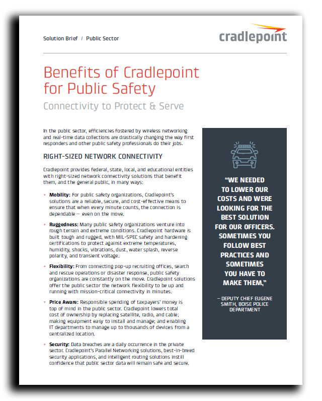 cradlepoint 5 whitepaper front page
